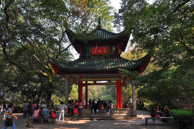 Private Changsha Day Tour: Yuelu mountain, Yuelu Academy And Orange Island, Changsha, CHINA