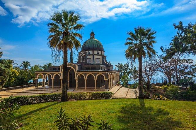 MORE PHOTOS, Christian Sea of Galilee, Cana, Magdala & Mt. of Beatitudes Tour