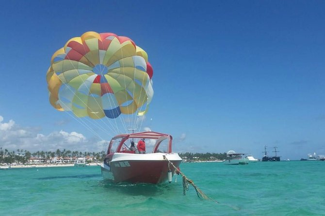 MÁS FOTOS, Parasailing Adventure Punta Cana