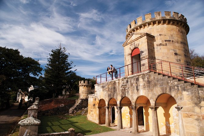 Explore Tasmania's ruthless convict past at the World Heritage listed Port Arthur Historic Site and experience the beautiful coastline of the Tasman Peninsula.