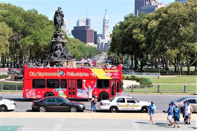 City Sightseeing Philadelphia 24 Hour Ticket, Filadelfia, PA, UNITED STATES
