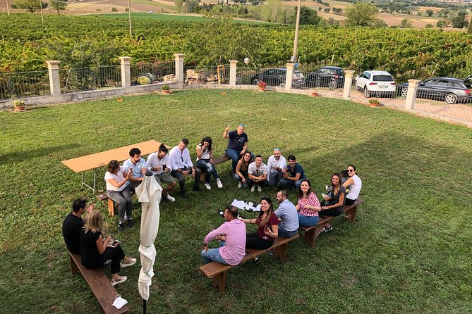 Private Wine Tour with a Sommelier from Assisi - dinner included in Montefalco, Assisi, ITALIA