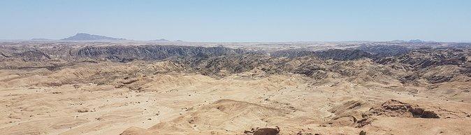 Beautiful Landscapes & Landmarks 8 hour tour, Walvis Bay, Namíbia