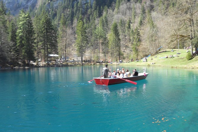 Private Lake Thun and Blausee Tour from Interlaken, Interlaken, SUIZA
