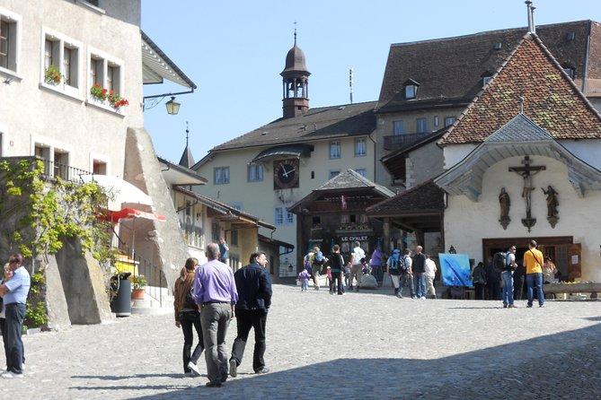 Berne, Chocolate, and Gruyere Cheese Private Day Trip from Interlaken, Interlaken, SUIZA