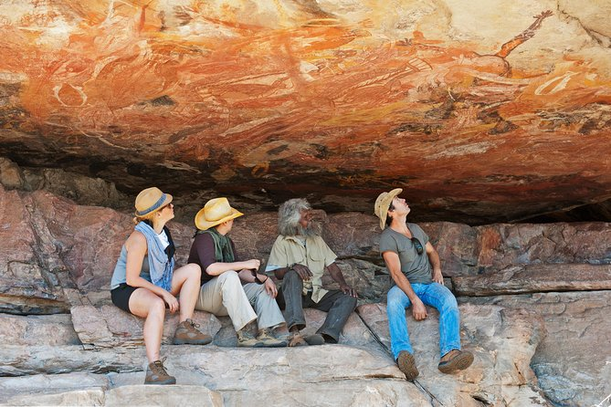 We have the most amazing support from the traditional owners and are the only day tour company departing Darwin to have the permits and permission to explore Injalak Hill (one of the best rock art sites in Australia)