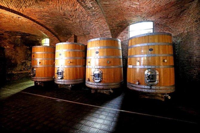 Barolo & Barbaresco CRU Tasting at Ceretto Winery, Langhe-Roero y Monferrato, Itália