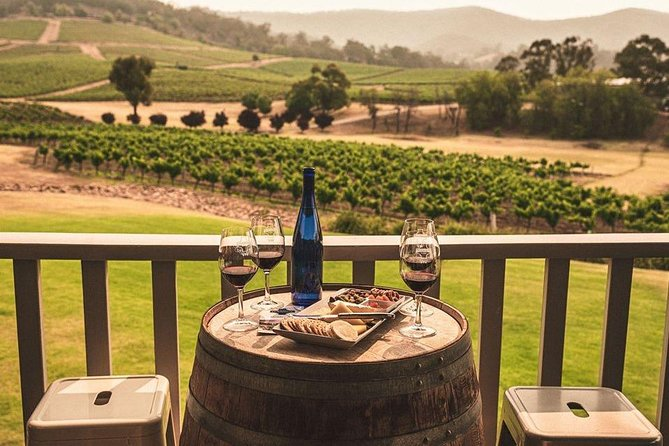 Ivanhoe Wines: Wine Masterclass with Cheese Plate, Hunter Valley, AUSTRALIA
