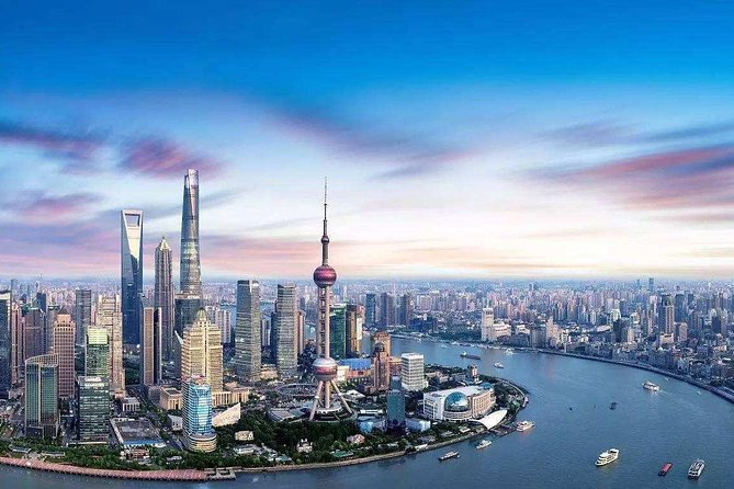 Private Customized Shanghai Highlights in One Day from Jinan by Air, Jinan, CHINA