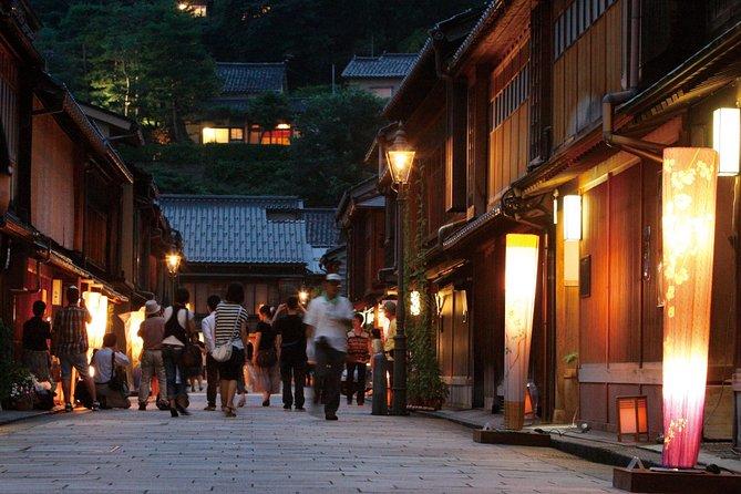 MÁS FOTOS, Guided Night Tour to Feel the Samurai Culture in Kanazawa