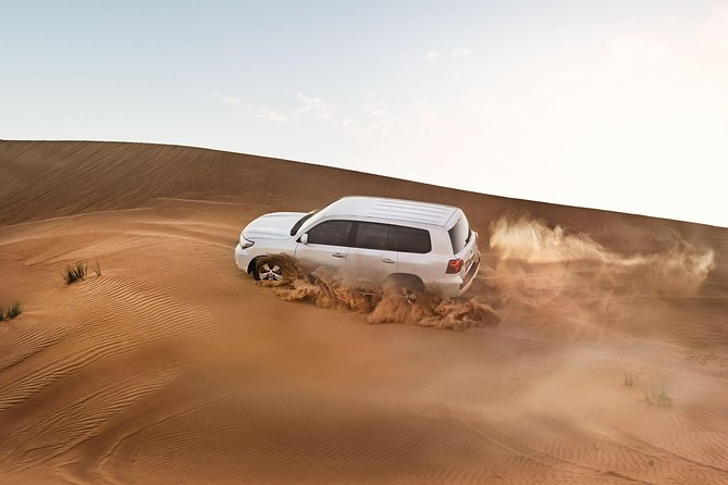 We are offering Dubai Desert Safari Tour. one of our best travel and fun experience. The Desert Safari Dubai trip's most amazing part is dune bashing in a 4×4 vehicle. Camel rides and delicious BBQ dinner are the most attractive and liked parts of your trip.<br><br>The Arab Bedouin-style camp would be full of life in the evening along with delicious Arabic food and mesmerizing shisha.<br><br>You will enjoy an entertaining traditional Belly dance and Tanura show by female and male performers as well.<br><br>You will also enjoy Camel ride, <br>Fire Show, <br>Henna Painting, <br>Hubbly Bubbly (Shisha the famous Arabic water pipe), <br>Arabic Coffee (Qahwa), <br>Tea, Dates, and Snacks, <br>Traditional Costumes for photography (Arabian Dressing), <br>Complimentary soft drinks, <br>mineral water, <br>Delicious Buffet BBQ Dinner (veg and non-veg), <br>Children's playing area and Separate washroom for ladies & gents.