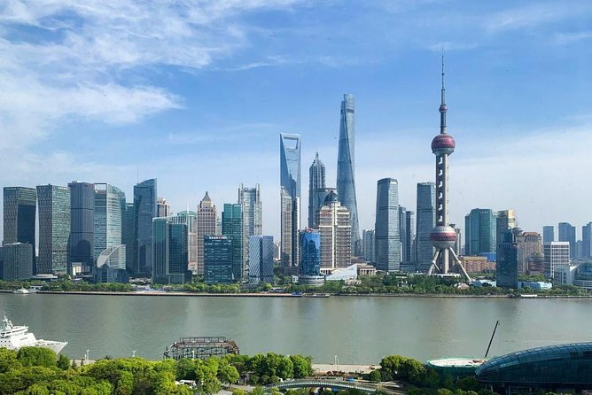 3-Day Private Golden Triangle Tour: Shanghai, Beijing and Xi'an from Jinan, Jinan, CHINA