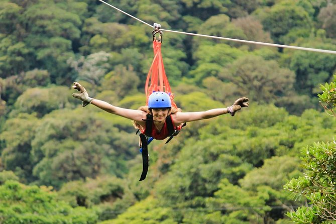 If you are looking for an extreme Costa Rica Canopy Adventure tour, this is your best choice. It offers zip-lines through the trees, as well as exploration via hanging bridges.
