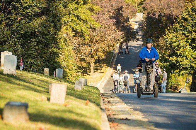 Hollywood Cemetery Segway Tour in Richmond, Richmond, VA, ESTADOS UNIDOS