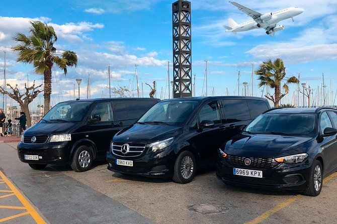 Girona Airport (GRO) to Palamós - Round-Trip Private Car Transfer, ,