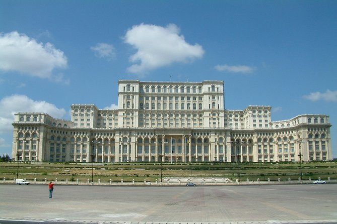Half Day Bucharest Tour - private car with daily departure (in the morning) and free pick up from the hotel. Visit the most interesting sights of Bucharest downtown including Village Museum.
