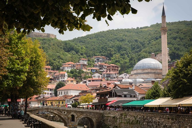 If you are planning a Balkan trip, Prizren is a must-see destination you should add to your bucket list. Prizren is considered as the cultural capital of Kosovo, mixing its rich history, incredible nature, religious tolerance and gastronomic delights. Prizren has played an important role in the region as an Illyrian settlement and a crossroad for the Byzantine and Ottoman empires, contributing to the unique architecture of the city. The best way to explore the town is by wandering through the streets passing by elegant medieval houses that fight for your attention. Did you know that The Church of Our Lady of Ljevis is a UNESCO World Heritage site? If you have to choose just one mosque to visit then visit the Sinan Pasha Mosque, rich in arabesque color and pattern. The view from the fortress on the hill above the town offers a great panorama of this astonishing town.
