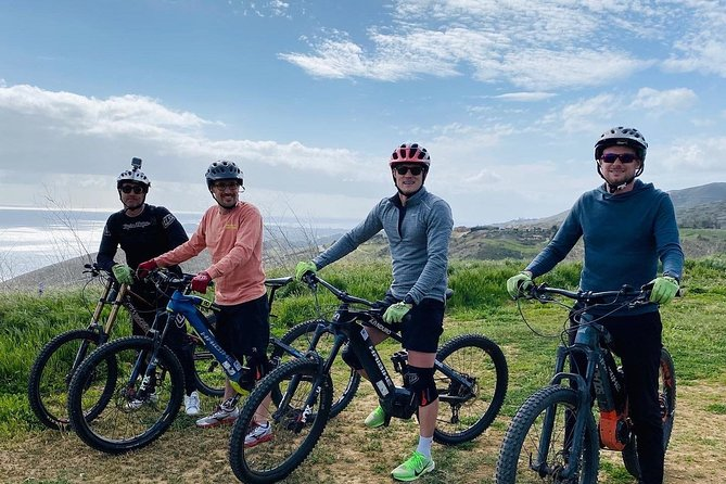 My mission is to provide the most exhilarating electric mountain bike experience for beginners and experienced riders alike. Having grown up mountain biking throughout most of Southern California's breathtaking trails, it's my priveledge to now share my passion for mountain biking by guiding others on these epic eBike adventures.<br>