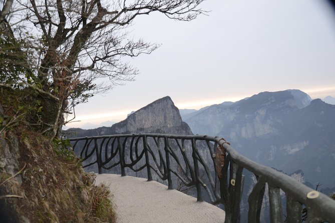 MÁS FOTOS, Day tour for Tianmen Mountain National Forest Park