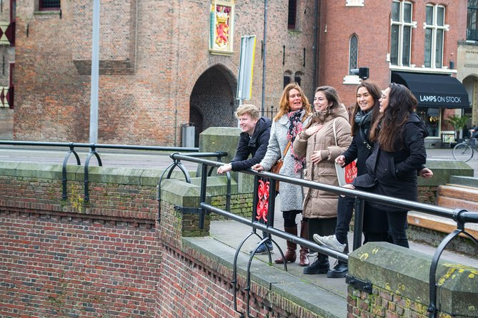 Food Walking Tour of The Hague, La Haya, HOLANDA
