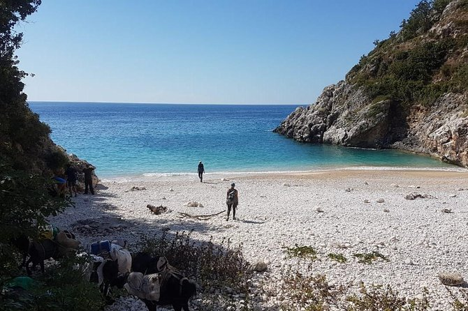 MAIS FOTOS, Hiking tour of South Albania in five days