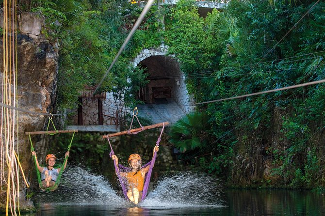Priority Access: Xplor Adventure Park with Hotel Pick up and Drop Off, Cancun, Mexico