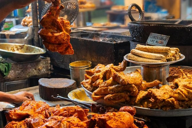 It is one kind of tour on it's own,hopping on and off from eateries to eateries tasting traditional cuisines in the old city Karachi which is hub of traditional authentic food ,Our all vendors are registered by food department and has best tasting food with no compromise on quality.