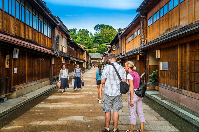 MÁS FOTOS, Private & Personalized Full Day Walking Experience In Kanazawa (8 Hours)