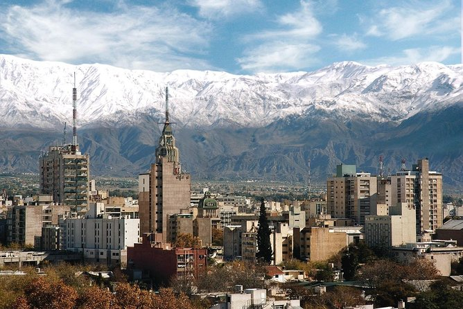 Arrival Private Transfer Mendoza Airport MDZ to Mendoza City Center by Sedan, Mendoza, ARGENTINA