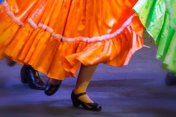 Folkloric Ballet in Mexico City, Ciudad de Mexico, MÉXICO