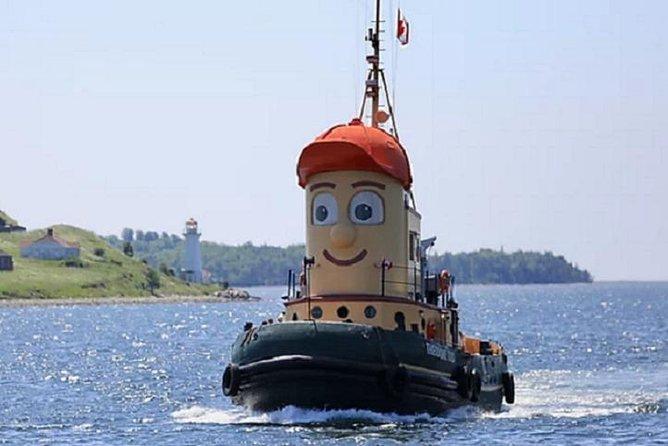 Theodore the Tugboat, Halifax, CANADA