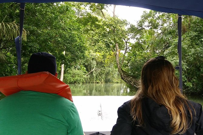 Visita a la Isla de los Monos y a un pueblo indio, Ciudad de Panama, PANAMA