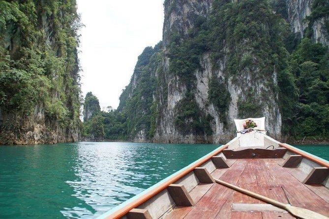 MÁS FOTOS, 3-Day Private Khao Sok Safari from Phuket, Surat Thani or Krabi
