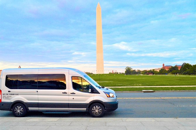 MÁS FOTOS, Washington DC City Day Tour with Stops at 10 Top Attractions