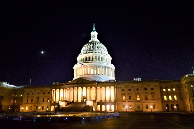 MÁS FOTOS, Washington DC National Mall Night Tour - Stops at 10 Iconic Attractions!