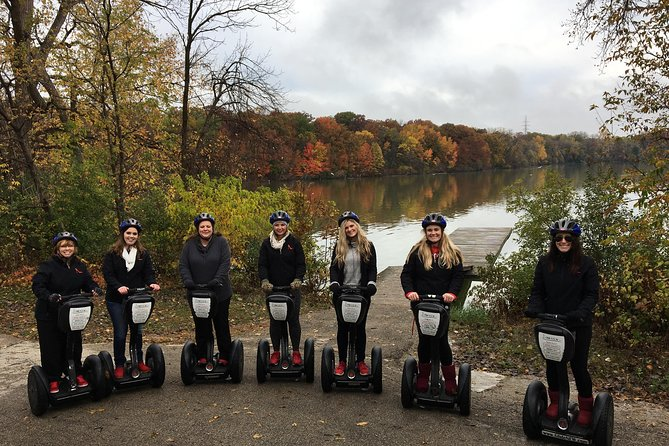 Appleton Private Segway Tour, Green Bay, WI, ESTADOS UNIDOS