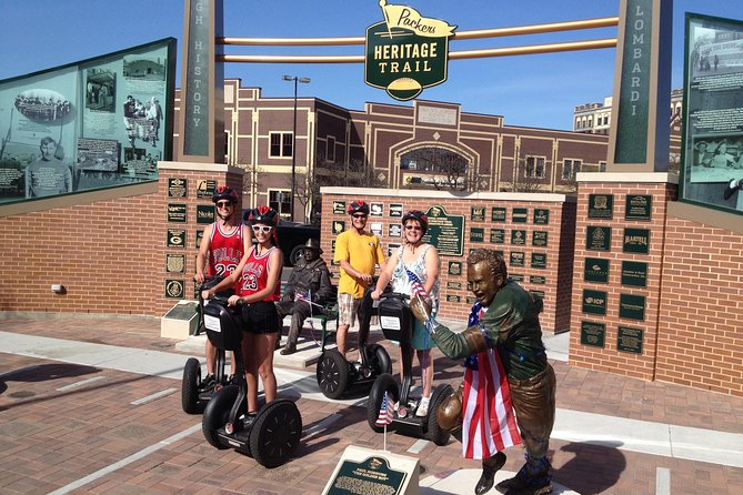 Private Segway Tour of the Packer Heritage Trail, Green Bay, WI, ESTADOS UNIDOS