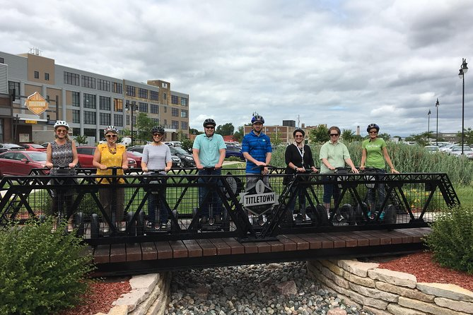 We have 7 different tours in Brown County! <br><br>The Heart of Green Bay<br><br>You will enjoy your glide along and over the Fox River as you explore historic downtown Green Bay. View historic and scenic places, see outdoor art, and hear stories of old. A fun experience for both visitors and locals.<br><br>This glide takes us along and over the Fox River to explore historic downtown Green Bay. You can view historic and scenic places, see outdoor art, and hear stories of old as we ride along on a Segway.<br><br>The Green Bay area may be known for football, but it has a lot more to offer than just sports. The Fox River cuts the city right down the middle, delivering beauty to the cityscape and making for an excellent gliding route. You will enjoy a glide over a bridge that spans the Fox River, then a ride along the river on the Fox River Trail.<br><br>Experience the active City Deck! You will also go through the Historic Broadway District, Astor Park neighborhood, and Downtown Green Bay.<br><br>For a tour today call!
