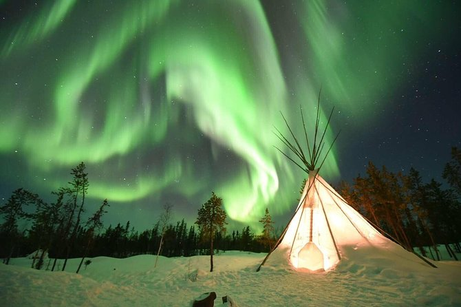 Yellowknife 2 Nights Aurora Viewing Tour Package, Yellowknife, CANADA