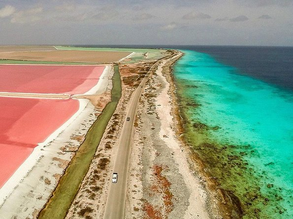 This is a Unique Small Group Tour guided by a knowledgeable, Local Bonaire resident who Loves the Island!<br><br>Why Shekhinah Tours is Different: Unlike other tours offered, this is not a big bus experience with long wait times and impersonal guides. We want you to feel welcome to the island the moment you step off the ship and we're excited to share with you our knowledge of the history, culture, economy and food on Bonaire!<br><br>*You will be greeted personally and shown to your vehicle<br><br>*There is a maximum of 7 guests per vehicle so you will have personal interaction with your guide throughout<br><br>*You will see all the major sites and highlights.<br><br>*Because of the small group nature of this tour you will be able to ask questions and make custom requests if there's something in particular you want to see. Time allowing, we'll do all we can to make this trip special for you and your group!<br><br>*We Guarantee we'll have you back at your ship 1 hour before the ship departure time.
