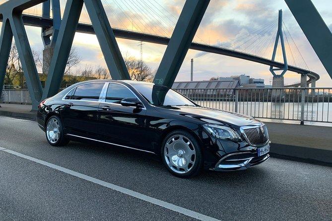 Private sightseeing tour with a luxury sedan - Mercedes-Maybach, Hamburgo, Alemanha