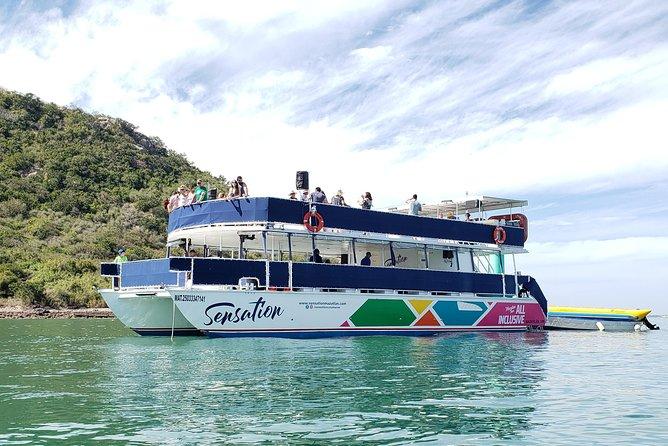 Sunset Tour All Inclusive Boat Cruise through Mazatlan Bay, Mazatlan, MEXICO