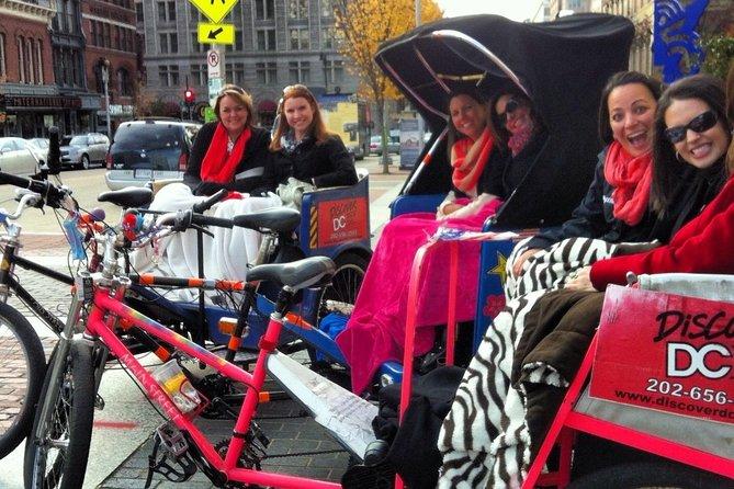 MÁS FOTOS, DC Rickshaw Monuments Tour