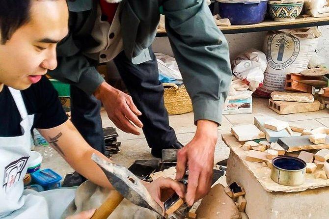 Pottery and Ceramics Workshop, Fez, MARRUECOS