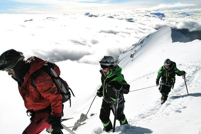 Huayna potosi 6088m. 3 day Climb, La Paz, BOLIVIA