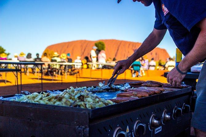Uluru Sunset BBQ, Ayers Rock, AUSTRALIA