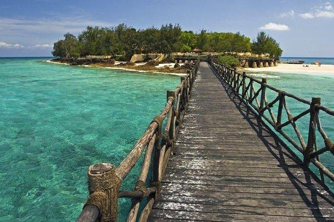 Recorrido de medio día por la Isla de la Prisión desde Zanzíbar, Zanzibar, TANZANIA