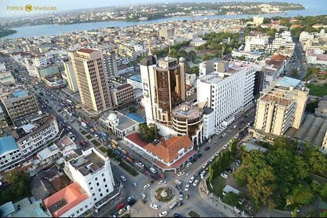 Unique Cultural visit of Mombasa Town. You will be picked up from your hotel and will visit Fort Jesus Historical Museum, Old dhow harbour in Old Town, visit the bazaar, and the market, Elephant Tusks Monuments and Akamba woodcarvers to buy souvenirs. Lunch at Tamarind Restaurant (well known for sea food) and thereafter visit Dr. Rene Haller's Nature Park. You will then be dropped at your hotel.