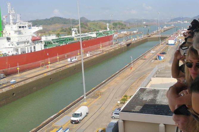 Panama Canal Miraflores Locks - City Tour - Casco Viejo, Gamboa, PANAMÁ