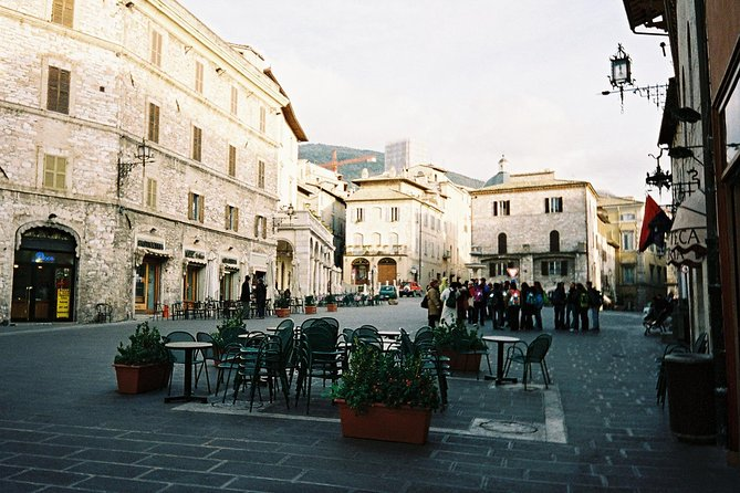 Relaxing walking tour of Assisi, Assisi, ITALIA